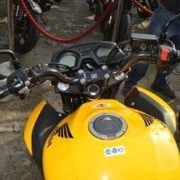 Kemudi Honda CB650F