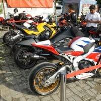 Soft Launching Honda Bigbike