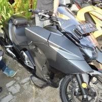 Tampak Samping Honda Vultus NM4