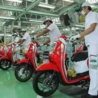 Honda Luncurkan New Honda Scoopy eSP