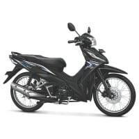Honda Revo FI FIT Galaxy Blue