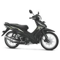 Honda Revo FI FIT Neo Green