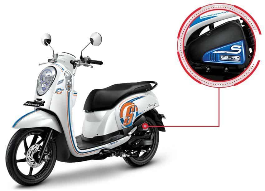 Air Cleaner Honda Scoopy eSP