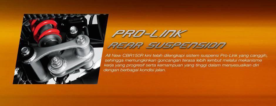 Fitur Pro-Link Suspension