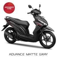 Honda Vario eSP Advance Matte Gray
