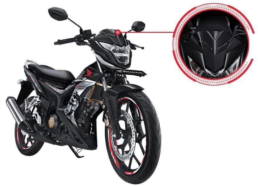 Visor Honda Sonic 150R