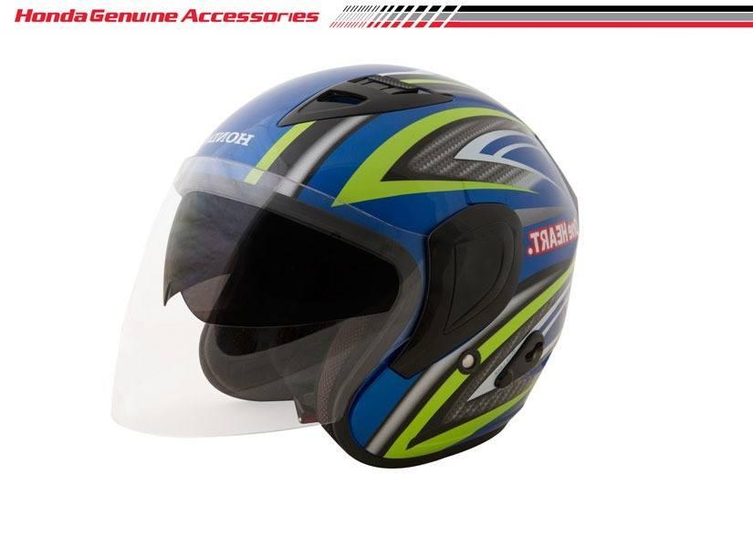 Helm Pro D1 DV Blue