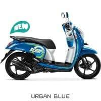 Honda Scoopy eSP Urban Blue