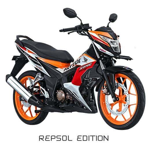 Honda Sonic 150R Repsol Edition