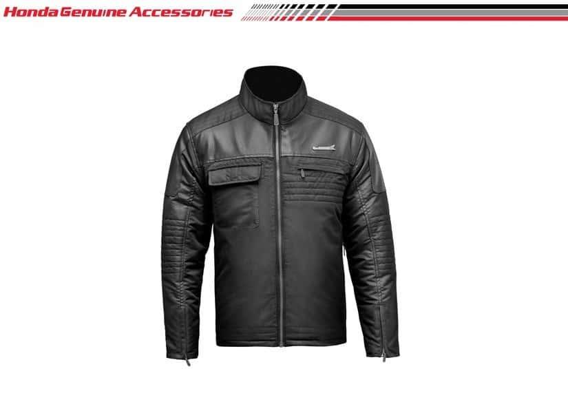 Honda Taslan Jacket Blk