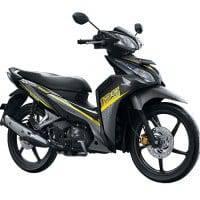 New Honda Blade 125 FI Sporty Yellow