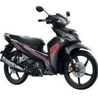 New Honda Blade 125 FI Winning Red