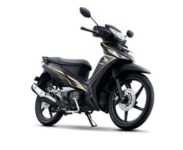 New Honda Supra X 125 FI Sporty Luxury