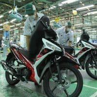 New Honda Supra X 125 FI dan New Honda Blade 125 FI Hadir dengan Tampilan Baru