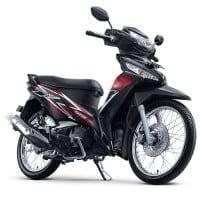 New Honda X 125 FI Stylish Black