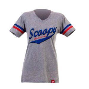 Scoopy SP1 T-Shirt GR W