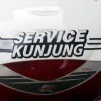 Service Kunjungan
