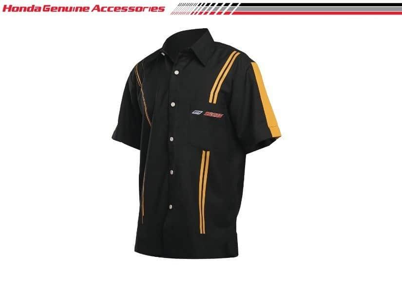 Vario 125-Shirt Black
