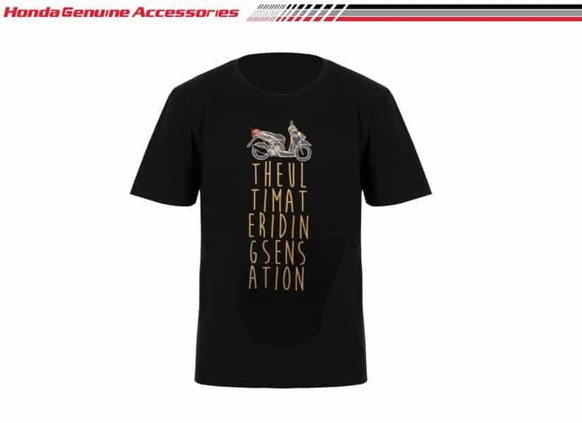Vario Turs T-Shirt Black