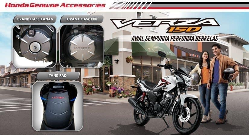 Aksesoris Resmi Honda Verza
