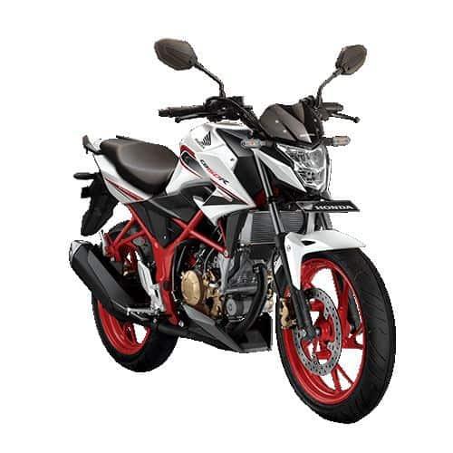 Honda CB150R StreetFire Special Edition Speedy White