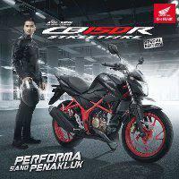 New CB150R StreetFire Special Edition Resmi Dirilis