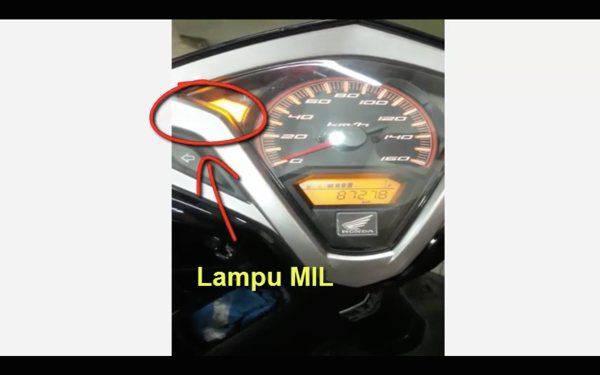 lampu mil