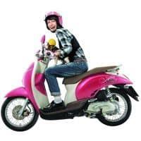 tips memilih motor bagi kaum perempuan
