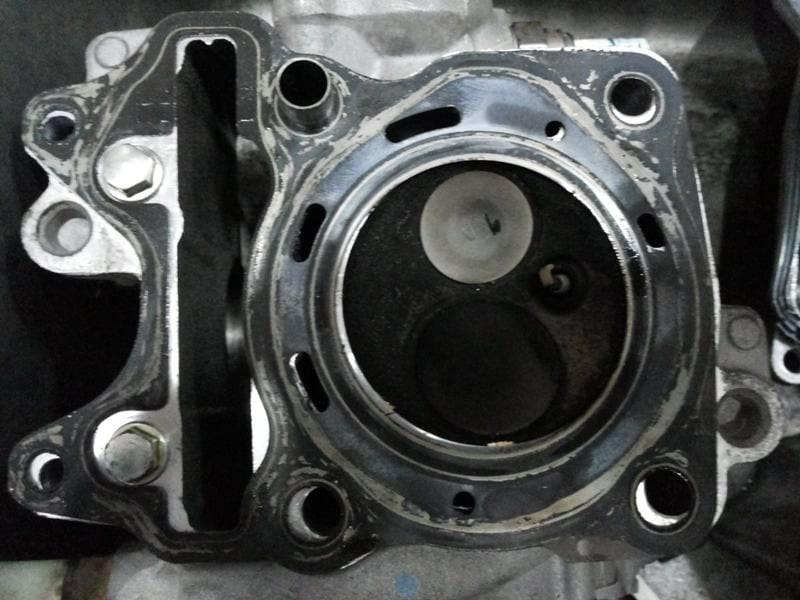 Klep Honda Vario 125 FI