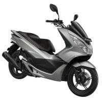 Honda PCX Sophisticated Matte Silver