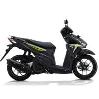Honda Vario 125 eSP Black Green