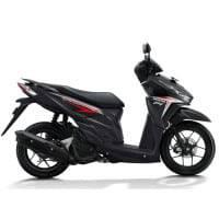 Honda Vario 125 eSP Black Red