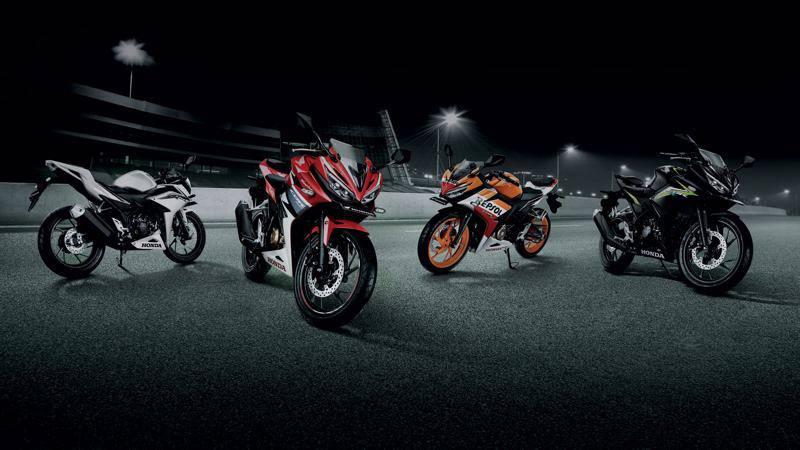 Pilihan Warna Honda CBR 150R