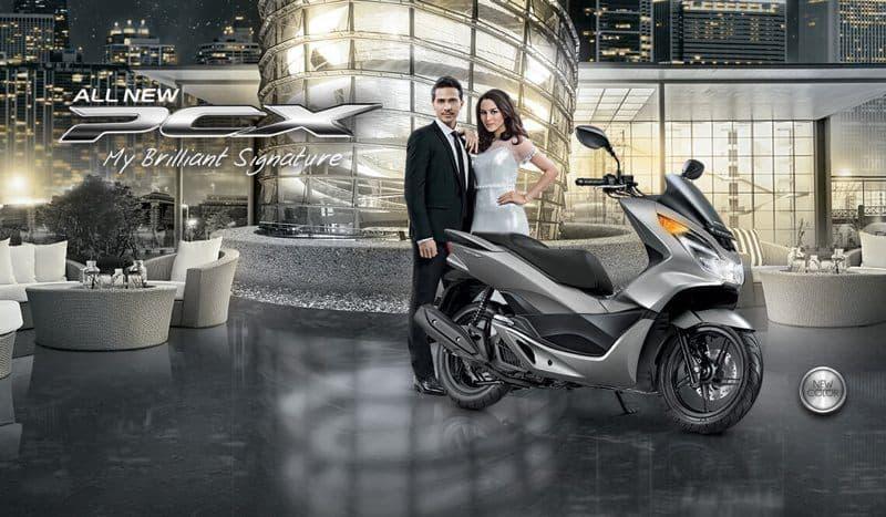 Warna Baru Honda PCX 150