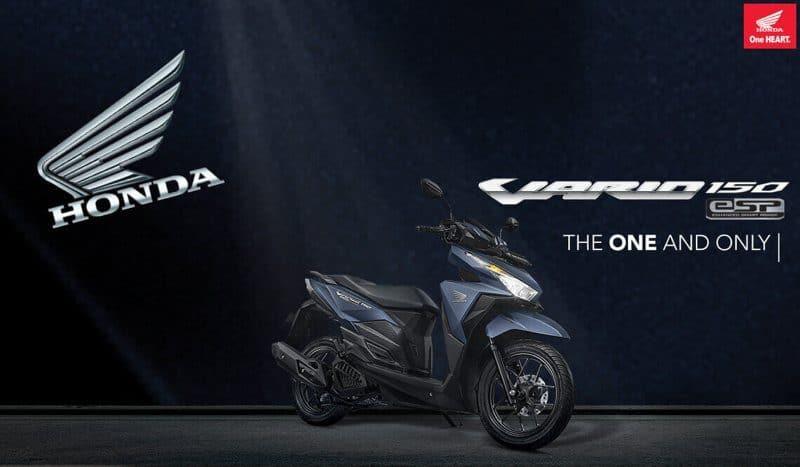 Warna Baru Honda Vario 150 eSP