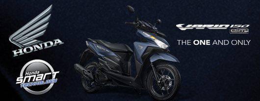 Honda Vario eSP Series dan Honda PCX Tampil Lebih Premium Dengan Pilihan Warna Baru