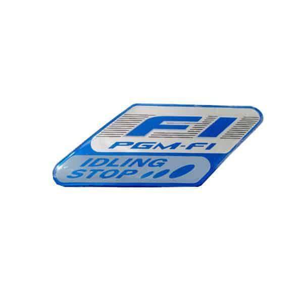 3D Emblem FI Idling Stop