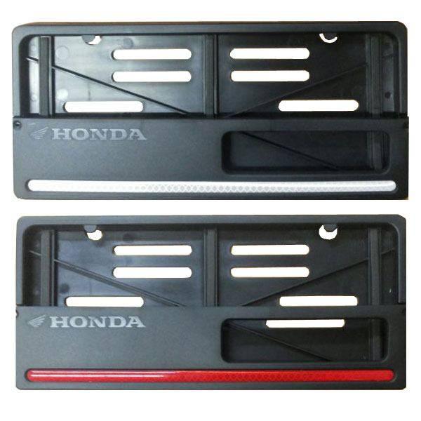 Cover Plat Nomor Resmi Honda