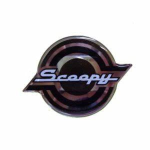 Emblem Scoopy Brown