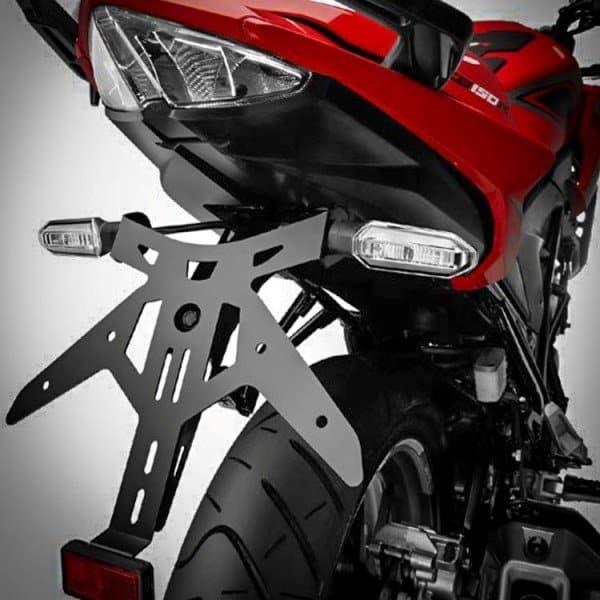 Aksesoris Resmi Motor Honda : Fender Eliminator Resmi New Honda