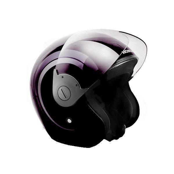 Helm Resmi Honda Scoopy Violet
