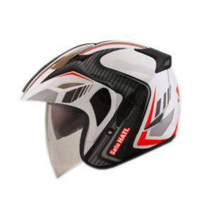 Helmet Pro M2 DV White 1