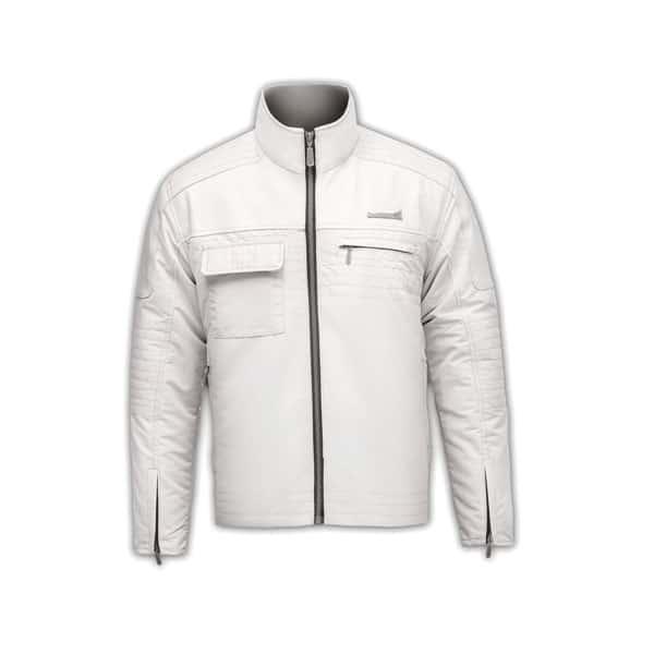Honda Taslan Jacket Creme