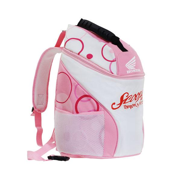 Scoopy Backpack Pink