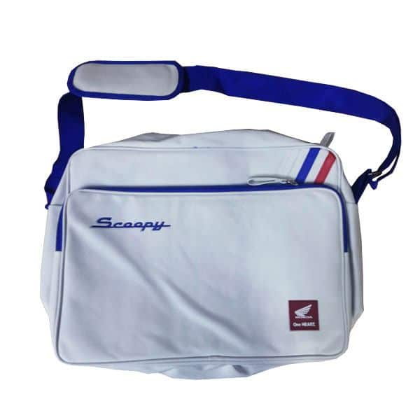 Scoopy STY Bag 14 White