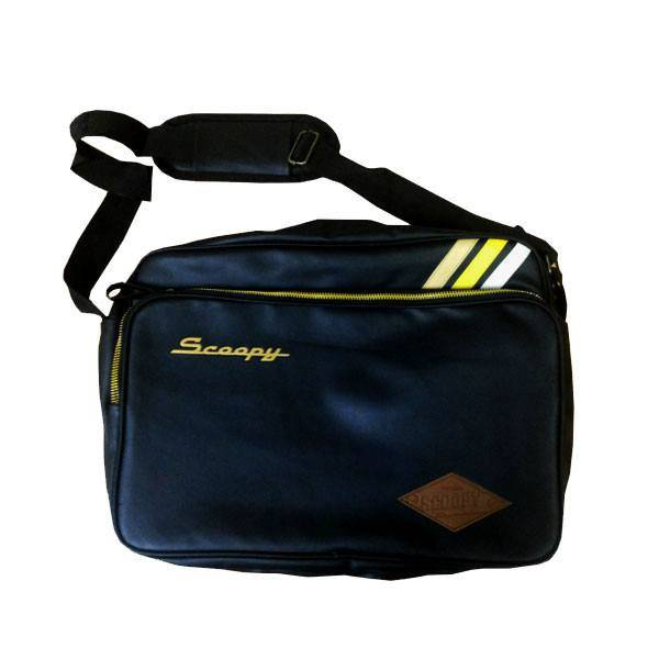 Scoopy STY Bag 14″ – Black