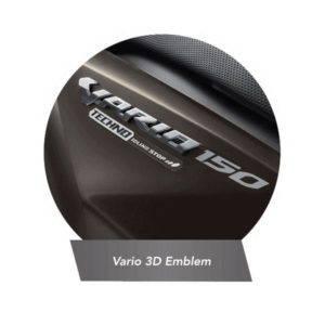 Vario 3D Emblem