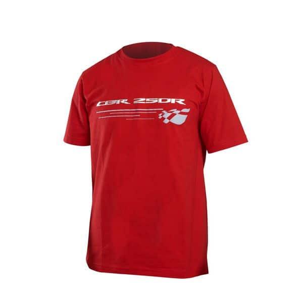 CBR 250 T-SHIRT RED