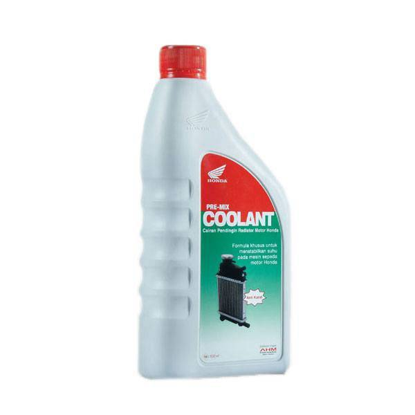 Cairan Pendingin (Coolant) – Air Radiator