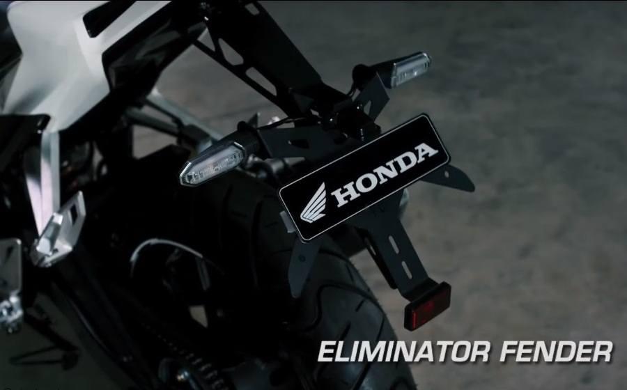 Fender Eliminator Resmi New Honda CBR150R